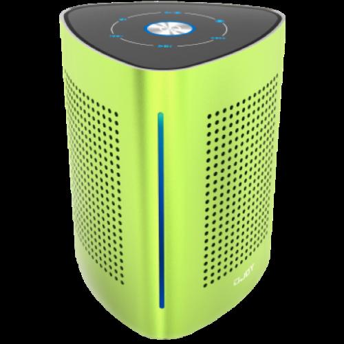 UJOY Bluetooth Portable Vibration Speakers--Green