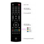 WESTINGHOUSE RMT-25 TV Remote